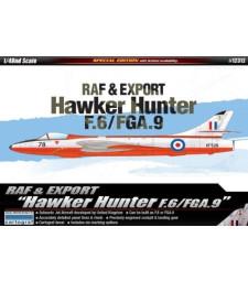 1:48 Британски самолет F.6:FGA.9 HAWKER HUNTER RAF & EXPORT