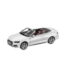 Audi S5 Convertible - Tofana White