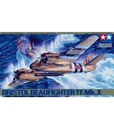 1:48 Британски бомбардировач Bristol Beaufighter TF.Mk.X - 2 фигури