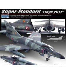 1:72 Френски изтребител SUPER ETENDARD LIBYA 2011