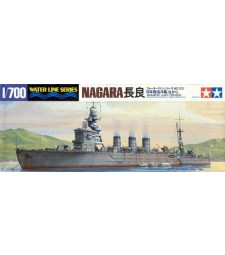 1:700 Japanese Light Cruiser Nagara - Waterline Series