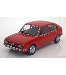 Alfa Romeo Alfasud 1974 red Limited Edition 1000 pcs.