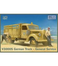 1:72 V3000S German TruckGeneral Service