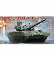 1:35 Руски основен боен танк Т-14 Армата (Russian T-14 Armata MBT)
