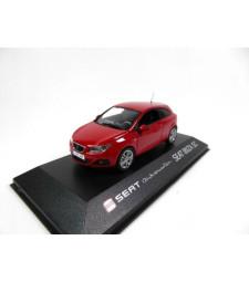 2013 Seat Ibiza Sc In Seat Dealer Packaging, Red