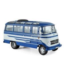 Mercedes-Benz O319 Bus 1957 - Blue & Beige
