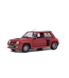 Renault 5 Turbo Red 1981