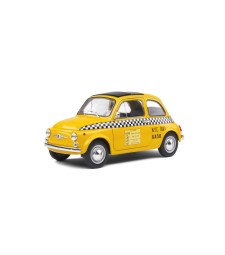 Fiat 500 Taxi NYC Yellow 1965