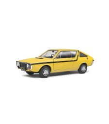 RENAULT R17 MK.1 – JAUNE DAKAR – 1973