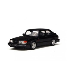 Saab 900 Turbo Phase I Black 1989
