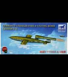 1:35 Германска летяща бомба V-1 Fieseler Fi103 A-1 Flying Bomb