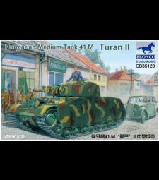 1:35 Унгарски среден танк 41.M 'Turan' II