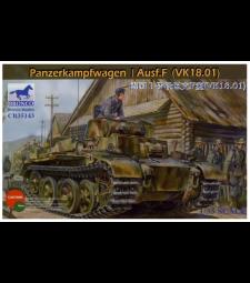 1:35 Германски танк Panzerkampfwagen I Ausf.F (VK18.01)