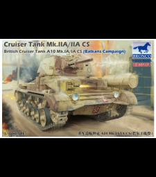 1:35 Британски танк Mk.IIA/IIA CS / A10 Mk.IA/IA C (Балканска кампания)