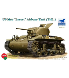 "1:35 Американски танк US M22 ""Locust"" Airborne Tank (T9E1)"