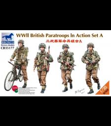 1:35 Британски парашути в действие от Втората световна война A