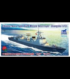 1:350 Китайски разрушител Тип 052D 'Changsha' (173) (Chinese Navy Type 052D Missile Destroyer 'Changsha'(173))