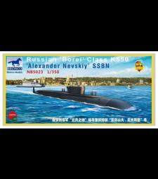 "1:350 Руска подводница клас ""Борей"" - ""Александър Невски"" SSBN"