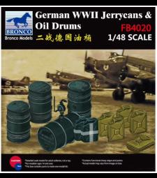 1:48 Германски туби и варели от Втората световна война