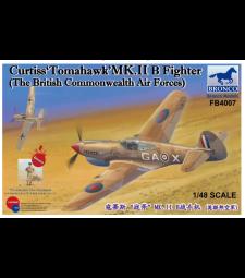 1:48 Изтребител Curtiss'Tomahawk'MK.II B Fighter (Британската общност)