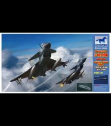 1:48 Китайски изтребител PLA AF J-10A/10A  'Vigorous Dragon'