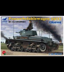 1:35 Германски танк Panzerbefehlswagen 35(t)