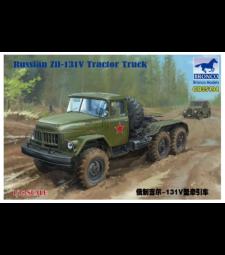1:35 Руски влекач Zil-131V Tractor Truck