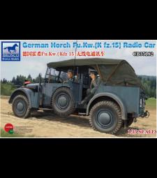 1:35 Немски радио автомобил Horch  Fu.Kw. (Kfz.15)