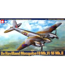 1:48 Британски многоцелеви самолет Mosquito FB Mk.VI/NF Mk.II