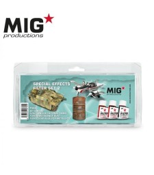 P268 SPECIAL EFFECTS FILTER SET 2 (3 x 75 ml) - Комплект от филтри