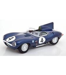 Le Mans Jaguar D-Type Short Nose Winner 24h Le Mans Sanderson/Flockhart 1956