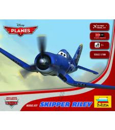 """Детски сглобяем модел Скипър - герой от """"Самолети"""" на Дисни"""