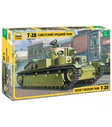 1:35 Съветски тежък танк Т-28 (T-28 HEAVY TANK)