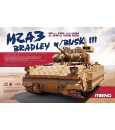 1:35 Американски брониран автомобил M2A3 (U.S. Infantry Fighting Vehicle M2A3)