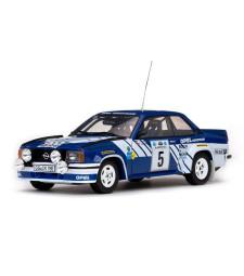 Opel Ascona 400 - #5 J.Kleint/G.Wanger