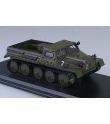 Soviet All Terrain Vehicle GAZ-47- open