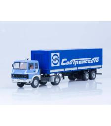 MAZ-5432 with Semitrailer MAZ-93971 Sovtransavto