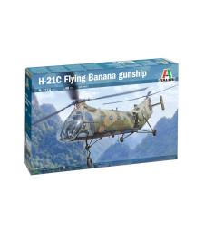 1:48 Хеликоптер H-21 FLYING BANANA GUNSHIP