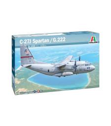 1:72 Военнотранспортен самолет C-27A SPARTAN / G.222