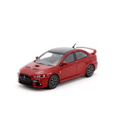 Mitsubishi Evo X Final Edition, Rally Red