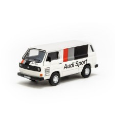 Volkswagen T3 Audi Sport, White
