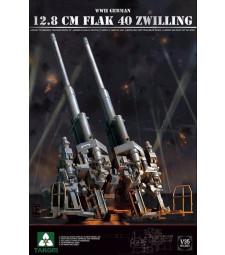 1:35 Германско зенитно оръдие 12.8 cm 40 Zwilling
