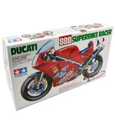 1:12 Мотоциклет Ducati 888 Superbike Racer