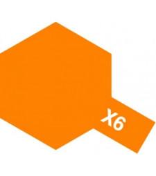 X-6 Orange - Acrylic Paint (Gloss) 23 ml