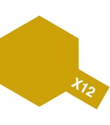X-12 Gold Leaf - Acrylic Paint (Gloss) 23 ml
