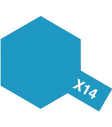 X-14 Sky Blue - Acrylic Paint (Gloss) 23 ml