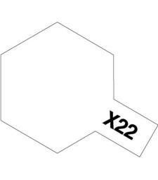 X-22 Clear - Acrylic Paint (Clear) 23 ml