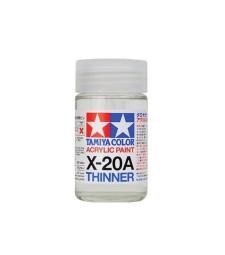 X-20A Разредител за акрилни бои TAMIYA (46ml)