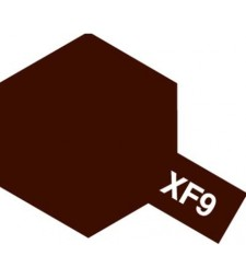 XF-9 Hull Red - Acrylic Paint (Flat) 23 ml