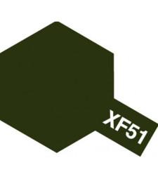 XF-51 Khaki Drab - Acrylic Paint (Flat) 23 ml